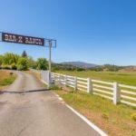 NorCalVIneyards Bar X Ranch Gate