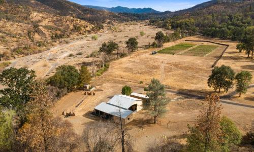 Licensed Cannabis Farm – Aerial